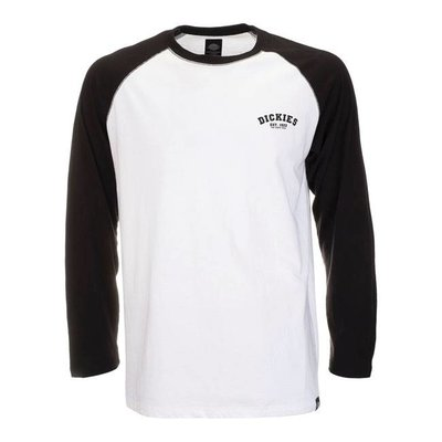 Dickies Baseball Shirt - Black
