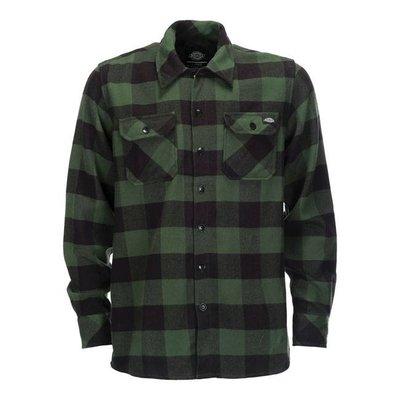 Dickies Sacramento Shirt, Pine Green