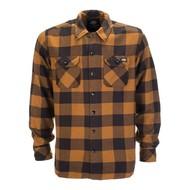 Dickies Sacramento Shirt - Brown Duck