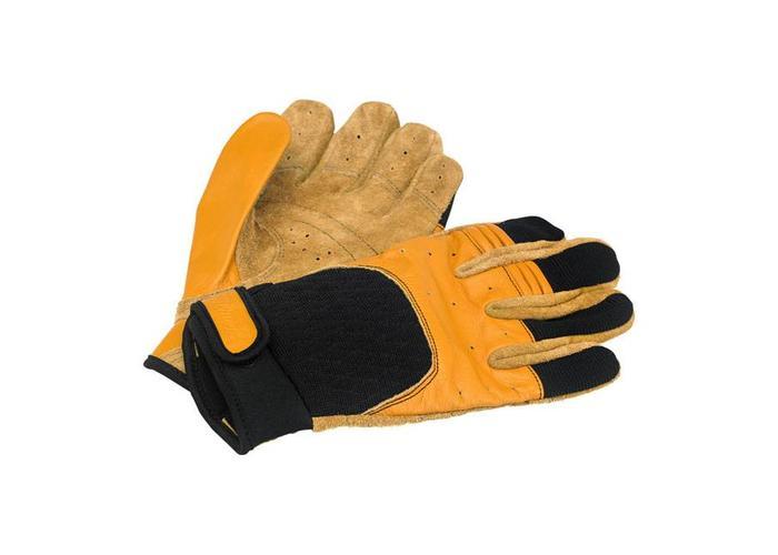 Biltwell Bantam Gloves Tan / Black
