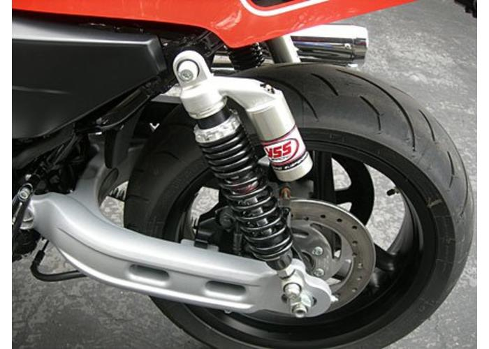 YSS Harley Davidson RG362 Twin Shock Schokbrekers