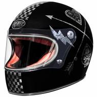 Premier Trophy Helm NX Silver Chromed