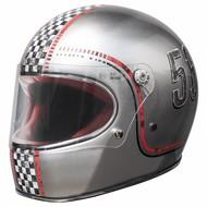 Premier Trophy Helm FL Silver Chromed