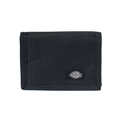 Dickies Crescent Bay Wallet Zwart