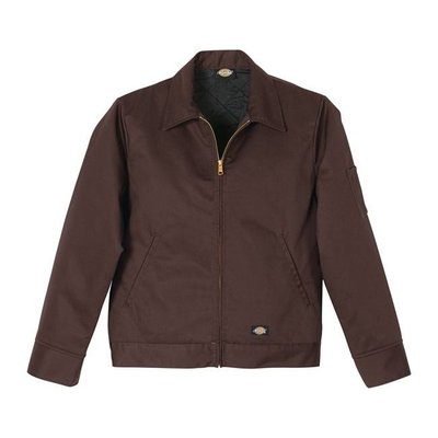 Dickies Insulated Eisenhower Jacket Brown