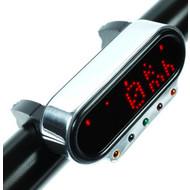 Motogadget MSM Combi Frame met Indicatie Lampjes Gepolijst