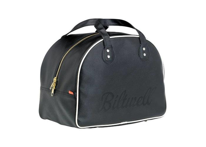 Biltwell Rover Helm Tas Zwart / Wit