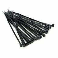Zip Ties / Trekbandjes 300MM x 4.8MM  per 100 Stuks