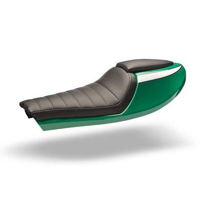 """C.Racer Cafe Racer """"Neo"""" Seat Tuck 'N Roll Zwart 4"""