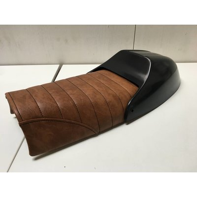 Scrambler Seat Tuck 'N Roll Bruin 7