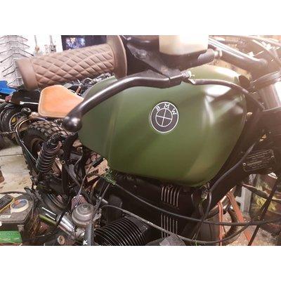 Motorcycles United BMW  Embleem Custom Set