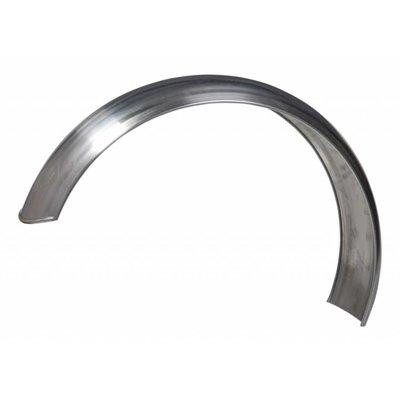Spatbord 180 mm Aluminium voor Bobbers en Hardtails