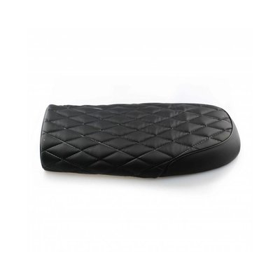 Diamond Stitch Brat Seat Zwart 67