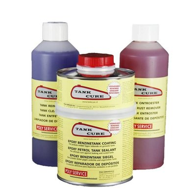 Tank Cure Benzine Tank Sealer Kit