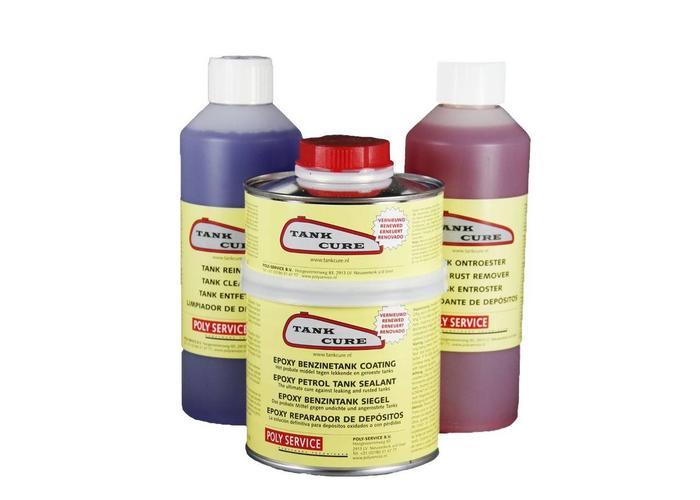 Tank Cure Benzine Tank Sealer Kit