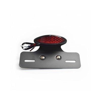 LED Red Achterlicht met Kentekenplaathouder