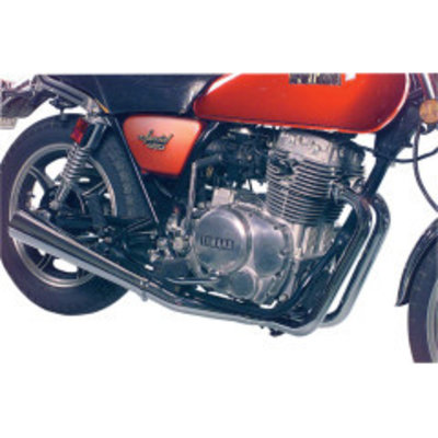 MAC Exhausts Yamaha XS 400 2-in-1 uitlaatsysteem Megaphone