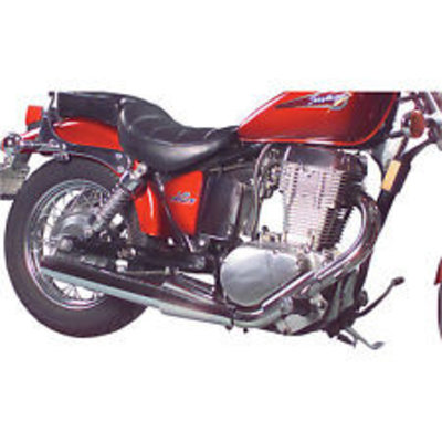 MAC Exhausts Suzuki 650 Savage Geluiddemper Taper Tip