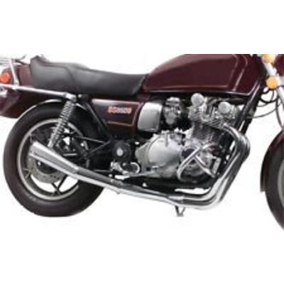 MAC Exhausts Suzuki GS 750/1100/1150 4-in-1 uitlaat megaphone