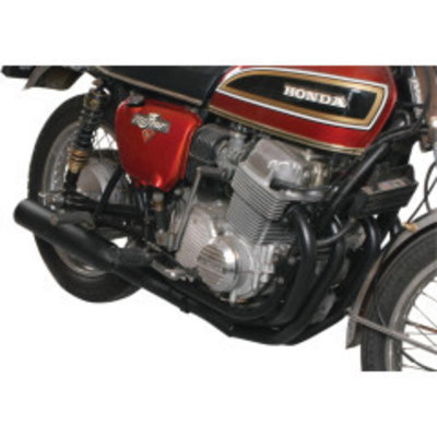 MAC Exhausts Honda CB 750/900/1100 4-in-1 uitlaatsysteem Zwart