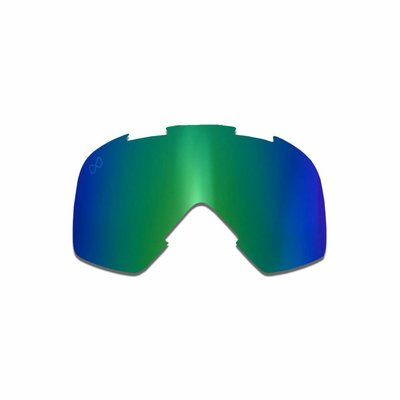 SMF Mariener Moto Goggle Vervangings Lens Ocean