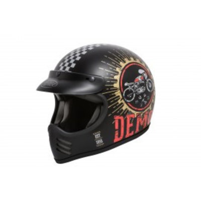 Premier Trophy MX Helm Speed Demon 9 BM
