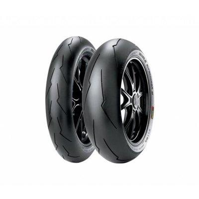Pirelli 120/70 R17 TL 58 W SC1 (Soft) Voorband