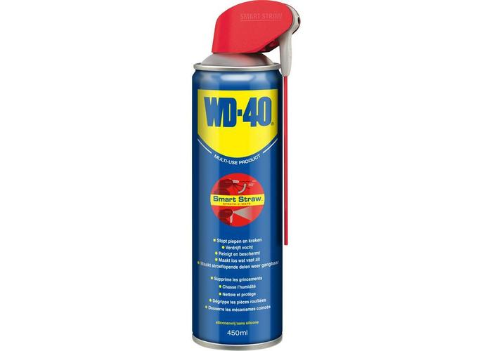 WD40 with Smart Stray 450ML
