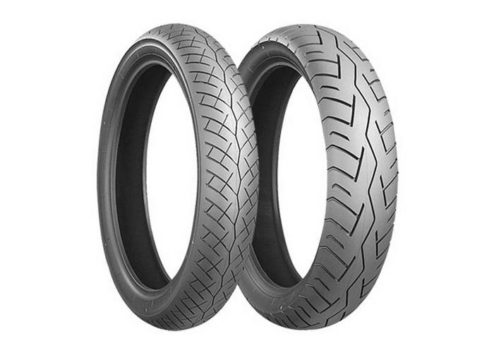 Bridgestone 130/70 -17 TL 62 H G Battlax BT 45 Rear