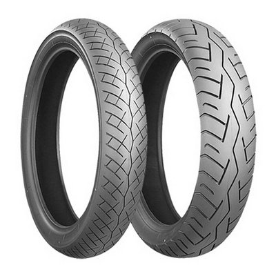 Bridgestone 140/80 B17 TL 69 V Battlax BT 45 Rear