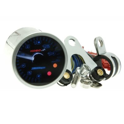 KOSO (max 15.000RPM )Eclipse style D48 Toerenteller