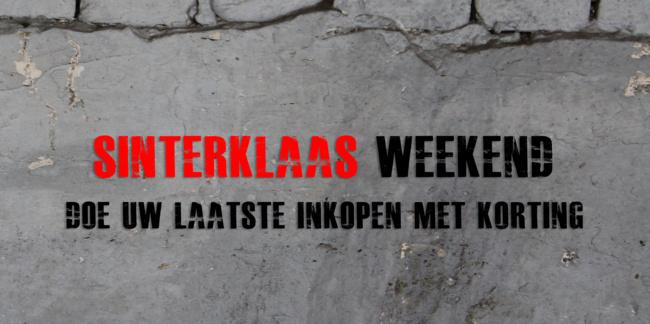Sinterklaas Weekend