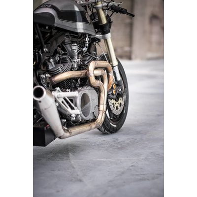 MAD Exhaust Yamaha XV Virago Design Uitlaat