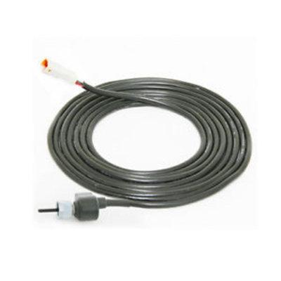 KOSO Snelheidssignaalomzetter, D (witte connector, JIS Type a)