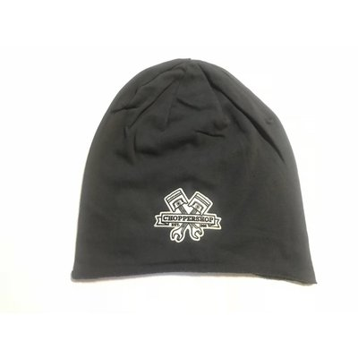 Motorcycles United Choppershop Beanie Charcoal