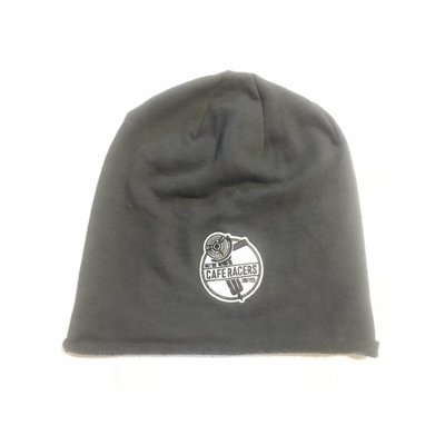 Motorcycles United Grinder Beanie Charcoal