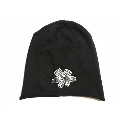MCU Choppershop Beanie Zwart