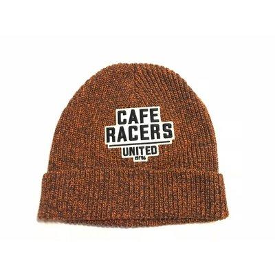 MCU Cafe Racers Docker Muts Naranja