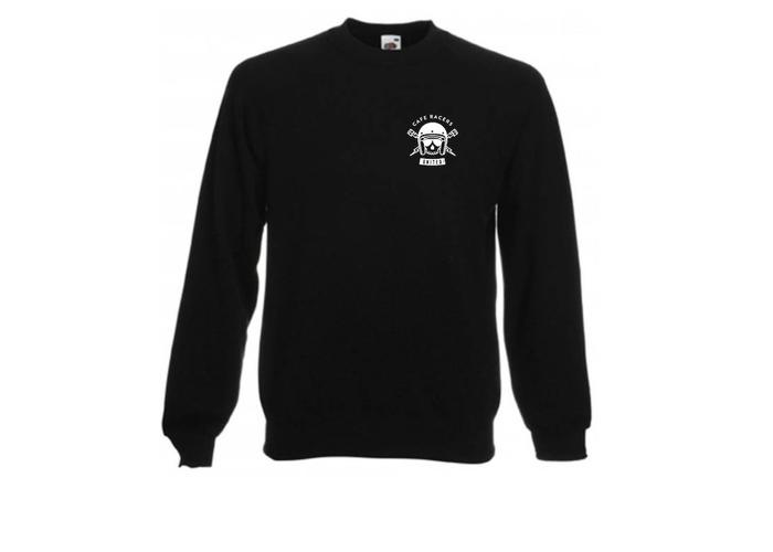 Motorcycles United Sweater Cafe Racers United Zwart
