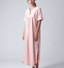 Dutchess Indiana dress - orange stripe
