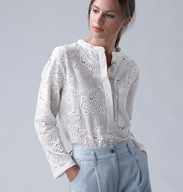 Dutchess Pocket shirt - emboidery