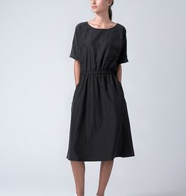 Dutchess Clover dress - darkgrey