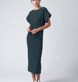 Dutchess Beat dress - darkgrey