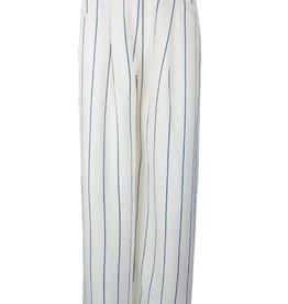 Dutchess Ray pants  - White stripe