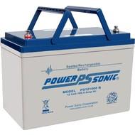 Power Sonic/Q-Battery Loodaccu 12V/100Ah. PS121000