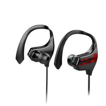 Esprit Bluetooth Sport headset - Draadloos Oortelefoon/ Koptelefoon / Oordopjes / Oortjes / Hoofdtelefoon / Headphones - Geschikt voor Hardloop & Sport - Waterbestendig - Zwart