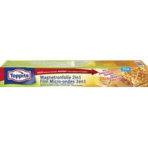 Toppits Magnetronfolie 2in1 15m x 32,5cm