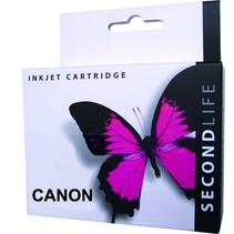 SecondLife vervangende inkt cartridge zwart voor Canon PG-40