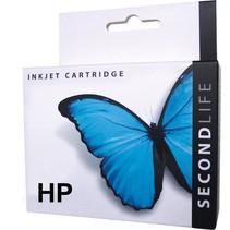 SecondLife vervangende inkt cartridge geel voor HP type HP 364 (nieuwe chip)