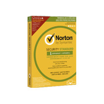 Norton Security Standaard - Nederlands / 1 Apparaat / 1 Jaar / Windows / Mac / iOS / Android